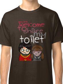 Toilet Classic T-Shirt
