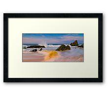 Pacific Dawn Framed Print