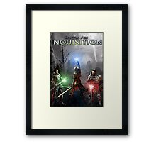 The Inquisition Framed Print