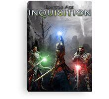 The Inquisition Canvas Print