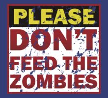 Don't feed zombies by pepefo