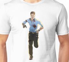 Run - Michael Westen Unisex T-Shirt