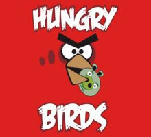 Hungry Birds? by pepefo