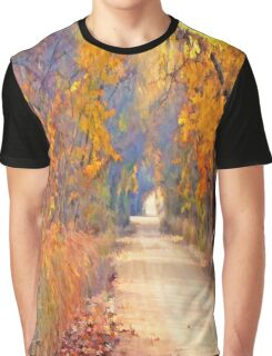 A Painter`s Light Graphic T-Shirt