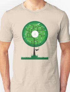 Vinyl Tree T-Shirt