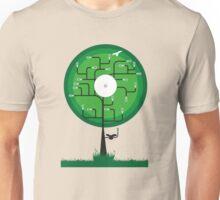Vinyl Tree Unisex T-Shirt