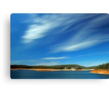 Canning Dam - Western Australia  Canvas Print