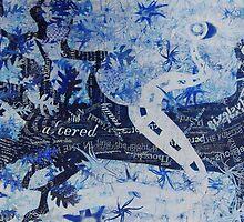 Words Lose Their Way in Winter by Clayton Colgin