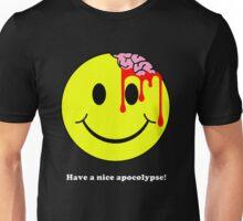 Don't worry. Be eaten. Unisex T-Shirt