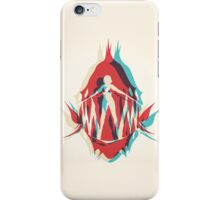 Piranha Girl iPhone Case/Skin