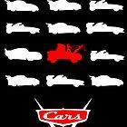 Cars 2 by CitronVert