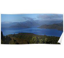 Lake Pedder Poster