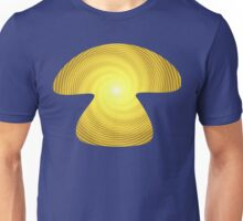 Natural Human Progression Towards Enlightenment | Mushroom Unisex T-Shirt