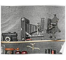 THE OLD CAMERA Poster