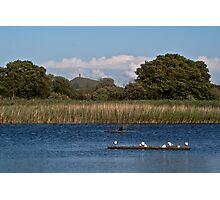 Glastonbury Tor.. Photographic Print