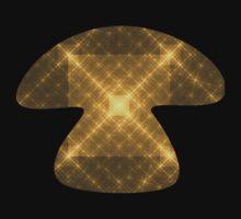 Peaceful Pyramid | Mushroom by SirDouglasFresh