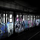 Last Train. by Anticircus