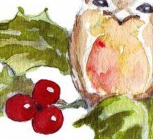 1 Little Bird - Season's Greetings! Sticker