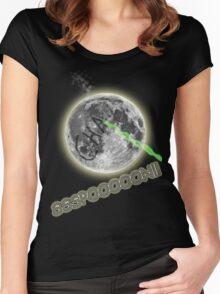SPOOOOOOON  Women's Fitted Scoop T-Shirt