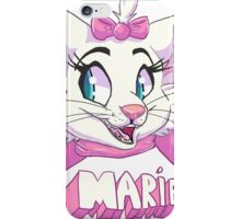 Marie - With Name iPhone Case/Skin