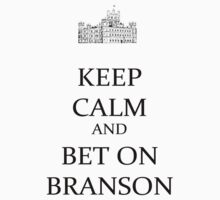 bet on Branson (black) by YumeSakurai