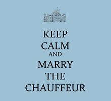 yes marry the chauffeur T-Shirt