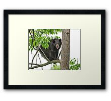 YOU can't get Me! Framed Print