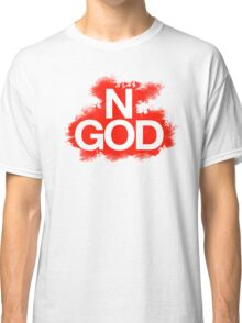 NO GOD Classic T-Shirt