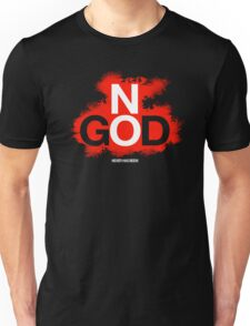 NO GOD Unisex T-Shirt