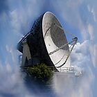 Satellite Dish iPhone Case by Country  Pursuits
