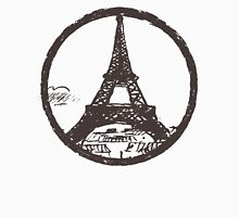 Eiffel Tower Peace Sign T-Shirt