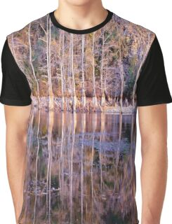 Mirror Mirror on The Land Graphic T-Shirt
