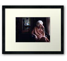 Mary..... Framed Print