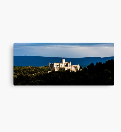 Le Barroux Canvas Print