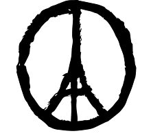 Peace for Paris by Josbel