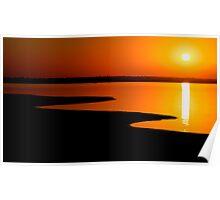 Henfer Sunset Poster
