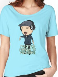 JackSepticEye | Top Of The Morning Women's Relaxed Fit T-Shirt