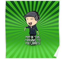 JackSepticEye   Top Of The Morning Poster