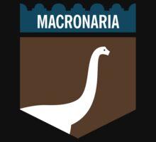 Dinosaur Family Crest: Macronaria Kids Clothes