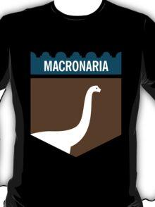 Dinosaur Family Crest: Macronaria T-Shirt