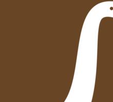 Dinosaur Family Crest: Macronaria Sticker