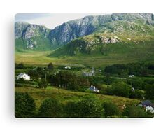 Poison Glen Dun Luiche  Canvas Print