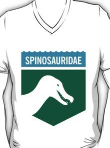 Dinosaur Family Crest: Spinosauridae T-Shirt