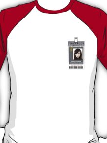 Torchwood Gwen Cooper ID Shirt T-Shirt