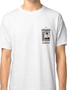 Torchwood Ianto Jones ID Shirt Classic T-Shirt