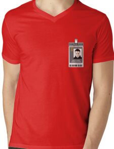 Torchwood Ianto Jones ID Shirt Mens V-Neck T-Shirt