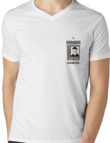 Torchwood Ianto Jones ID Shirt Mens V-Neck T-Shirt
