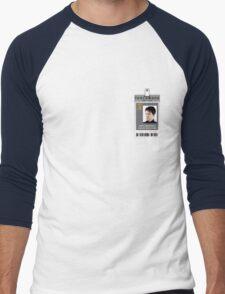 Torchwood Jack Harkness ID Shirt Men's Baseball ¾ T-Shirt