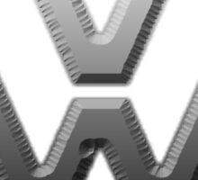 VW GEAR Groovy Sticker
