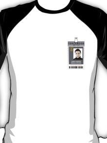 Torchwood Owen Harper ID Shirt T-Shirt